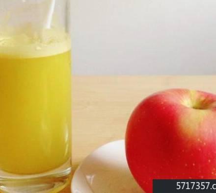芹菜苹果汁的功效与作用 芹菜苹果汁的禁忌