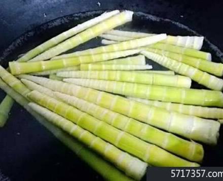 鲜竹笋怎么处理 鲜竹笋的做法与禁忌